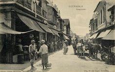 Soerabaja ca 1910 Foto: Fotoatelier Kurkdjian