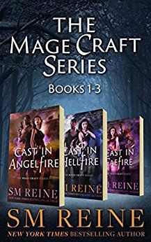 The Mage Craft Series - https://www.justkindlebooks.com/mage-craft-series/