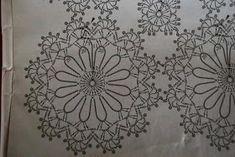 Szydłaki Cudaki - Amigurumi - Handmade with love Crochet Snowflake Pattern, Crochet Edging Patterns, Crochet Stars, Christmas Crochet Patterns, Holiday Crochet, Crochet Snowflakes, Crochet Diagram, Crochet Doilies, 3d Christmas