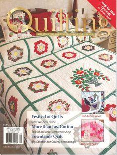 Irish Quilting Magazine # 15 « Library User Group