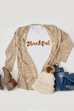 OATMEALKNIT CARDIGAN WITH POCKETS | ONLINE WOMEN'S FASHION | ONLINE BOUTIQUE These cardigans are a must! They can be paired with any of our tops or just worn