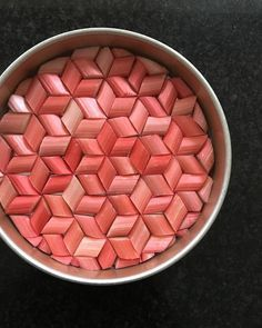 Rhubarb tiling