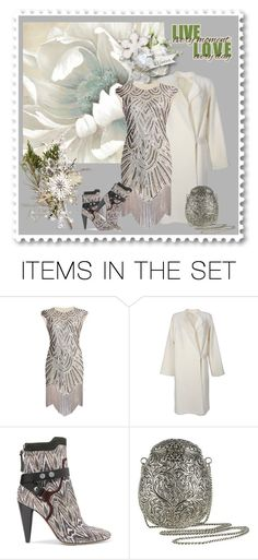 """Winter Flowers: Unforgettable Memories"" by vittorio-1 ❤ liked on Polyvore featuring art"