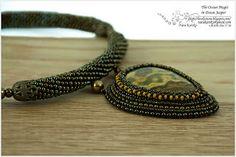 Lovely Stone – Beaded Jewellery by Nata Karsky