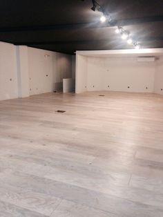 Pickled floors