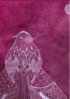 ilustración de Sigrid Rødli