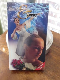 The Ballerina and  Me VHS NEW Beginner Children's Dance Ballet Video