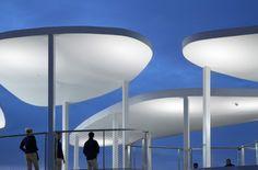 BMW Group Pavilion / Serie Architects