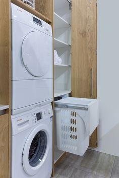 A Hideaway 60L Laundry Hamper at the SP Design Showroom.