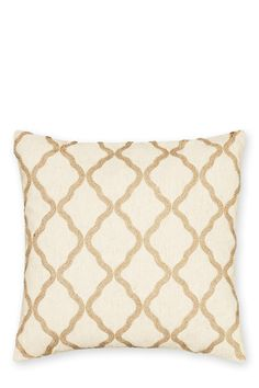 Buy Ornate Beaded Cushion from the Next UK online shop