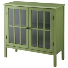 Threshold™ Windham Accent Cabinet. Love this design. Maybe a TV cabinet? // target