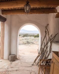 Spring in Santa Fe. Southwestern Home, Southwest Style, Santa Fe Home, New Mexico Homes, Mexico House, Holidays To Mexico, Moroccan Theme, Santa Fe Style, Adobe House