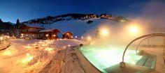 7- Hotel Alpin Spa Tuxerhof, Áustria: cercado por montanhas e campos cultivados, encontra-se esse be... - Divulgação