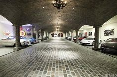 Doesn't everyone need an epic garage to store their automobile collection?  Well if you do, here you go: 1 Deep Sea, Newport Coast, CA 92657   Zillow