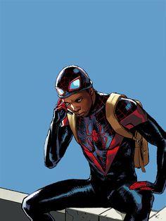 "192eb38f9f75da dailyspiderman  ""Spider-Man (2016) Issue  12 "" Ultimate Spider Man"