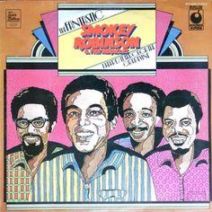 SMOKEY ROBINSON & THE MIRACLES - The Fantastic Smokey Robinson & The Miracles (Music For Pleasure Sounds Superb SPR 90009) Vinyl   Music