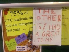 Speaking of high people… | 22 People Who Should Have Stayed In School