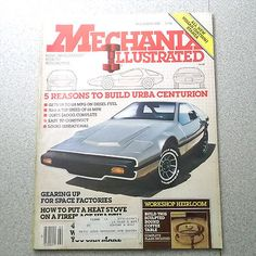 3 Issues Mechanix Illustrated Dec 81 Feb 82 May 82 | eBay