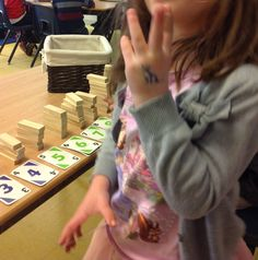 """Our Kindergarten Journey: """"To develop the whole child we must develop the mathematical child."""" - D. Clements"""