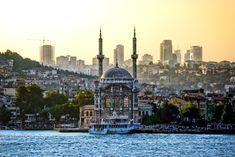 Ortaköy - İstanbul -Turkey -