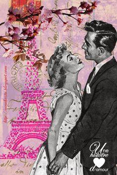 MALETA DE RECORTES: San Valentín Retro