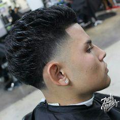 Mohawk Hairstyles Men, Mens Braids Hairstyles, Black Men Hairstyles, Haircuts For Men, Temp Fade Haircut, Taper Fade Haircut, Tapered Haircut, Taper Fade Curly Hair, Curly Hair Men