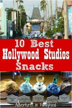 Best Hollywood Studios Snacks What are the Best Disney's Hollywood Studios snacks? Here are 10 can't miss snacks. via are the Best Disney's Hollywood Studios snacks? Here are 10 can't miss snacks. Disney World Food, Walt Disney World Vacations, Disney Land, Disney Travel, Disney Worlds, Family Vacations, Disney Disney, Disney Family, Disney Magic