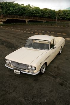 1964 Toyota Crown Pickup Maintenance/restoration of old/vintage vehicles: the material for new cogs/casters/gears/pads could be cast polyamide which I (Cast polyamide) can produce. My contact: tatjana.alic@windowslive.com