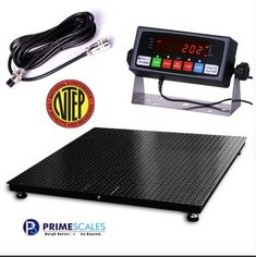 PEC Scales Heavy-Duty Industrial Carbon Steel Ramp for Pallet Wrapper//Stretch Wrapping Machine Capacity 10000 lb