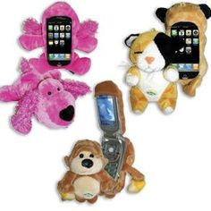 For all those little 6&7y-olds carrying around cell phones, and yes I am jealous that they can have an I-Phone as their first cell phone, and my first cell phone was the size of the Gone With the Wind novel (Hardback, not paperback)...LOL!