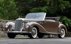 Gooding & Co. -  1952 Mercedes-Benz 220 Cabriolet A Coachwork by Sindelfingen