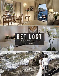 Marry or Honeymoon in Italy at the Grand Hotel Timeo  Villa SantAndrea