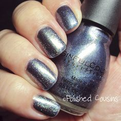 SinfulColors Winter Wonder is a dupe for Zoya FeiFei!