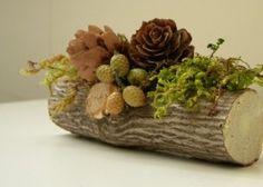 yule log ornament