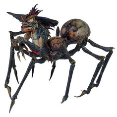 Spider Gremlin Action Figure