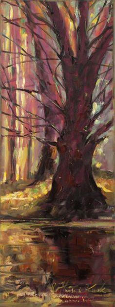 "Saatchi Art Artist Margaret Raven; Painting, ""1784"" #art"