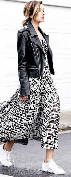 Black & White + Style