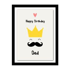 Happy Birthday, dad.