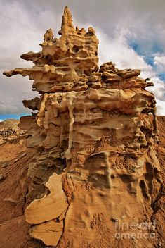 Fantastic Hoodoo Fantasy Canyon Utah United States Print by Dave Welling Places To Travel, Places To See, Road Trip Usa, Go Camping, Travel Images, Natural Wonders, Amazing Nature, Canyon Utah, Mother Nature