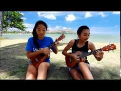 Most Incredible GIRLS Playing UKULELE in the world!