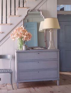 Painted Furniture - Martha Stewart Home & Garden Decor, Diy Furniture Projects, Painted Furniture, Entryway Cabinet, Diy Furniture, Martha Stewart Home, Home Decor, Diy Furniture Polish, Distressed Furniture