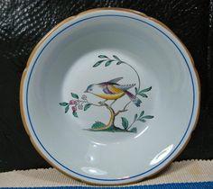 "Queen's Bird, Spode, England, Fine Stone, Fruit Bowl, 5"", NICE! | eBay"