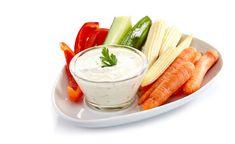 Holiday Hub: DIY tasty treats make for great gifts Greek Yogurt Dips, Plain Greek Yogurt, Sodium Intake, Tzatziki, Antipasto, Fitness Nutrition, Yummy Treats, Cucumber, Tapas
