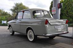 1960 DAF 600 De Luxe