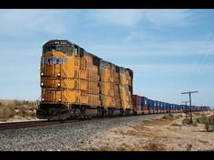 The Longest Trains in the World! TOP Cargo Double Decker Trains