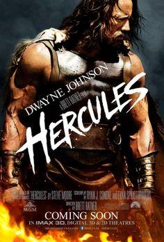 Poster for Film Take 2 - Hercules