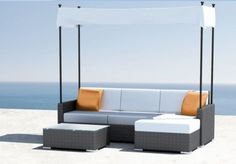 Online furniture store - outdoor couch for deck