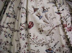 Dress  Date: 1750–75 Culture: French Medium: cotton