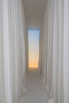 Giovanni Maria Filindeu sheds light on Foscarini's Brera store with immersive installation