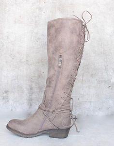 very volatile - miraculous - knee high zip boot (women) - more colors - shophearts - 7